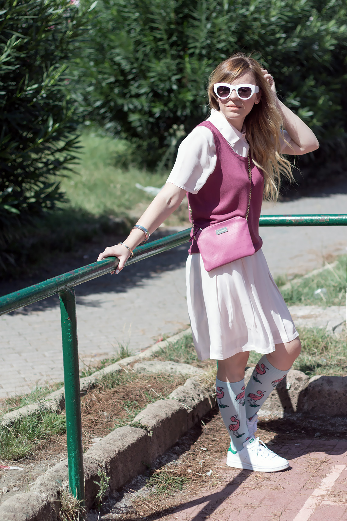 look per la scuola dressing and toppings