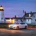 2016 Honda Accord at Pemaquid Point Lighthouse by BenjaminMWilliamson