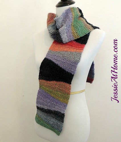 Textured-Waves-Scarf-free-crochet-pattern-by-Jessie-At-Home-2