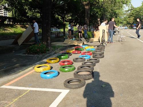 2015年Park(ing) Day