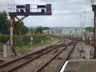 Hitachi IEP depot, Swansea
