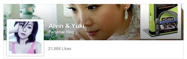 _Alvin & Yuki Ng Facebook Page