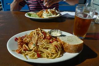 Santa Barbara - Santa Barbara Shellfish Co pasta