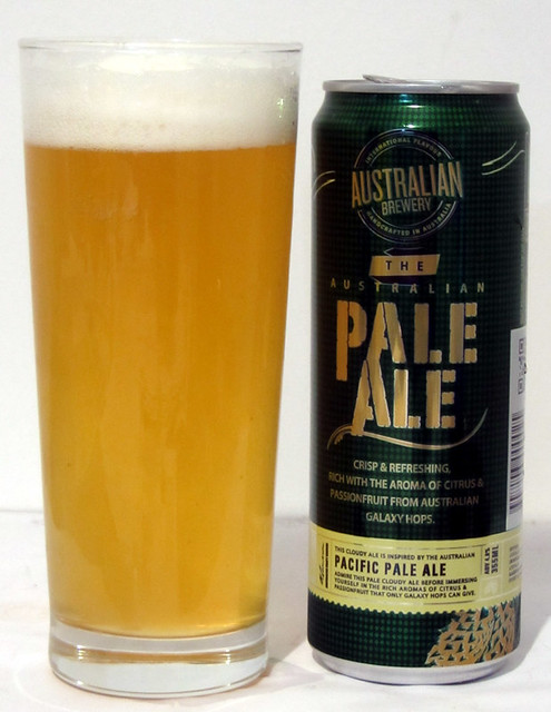 The Australian Pale Ale