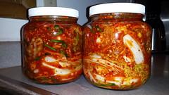 Kimchee making 2015