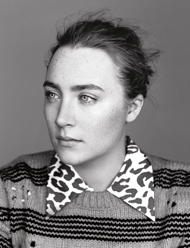 Сирша Ронан — Фотосессия для «The Gentlewoman» 2015 – 5