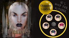 La Malvada Mujer-Oleandro Lipstick