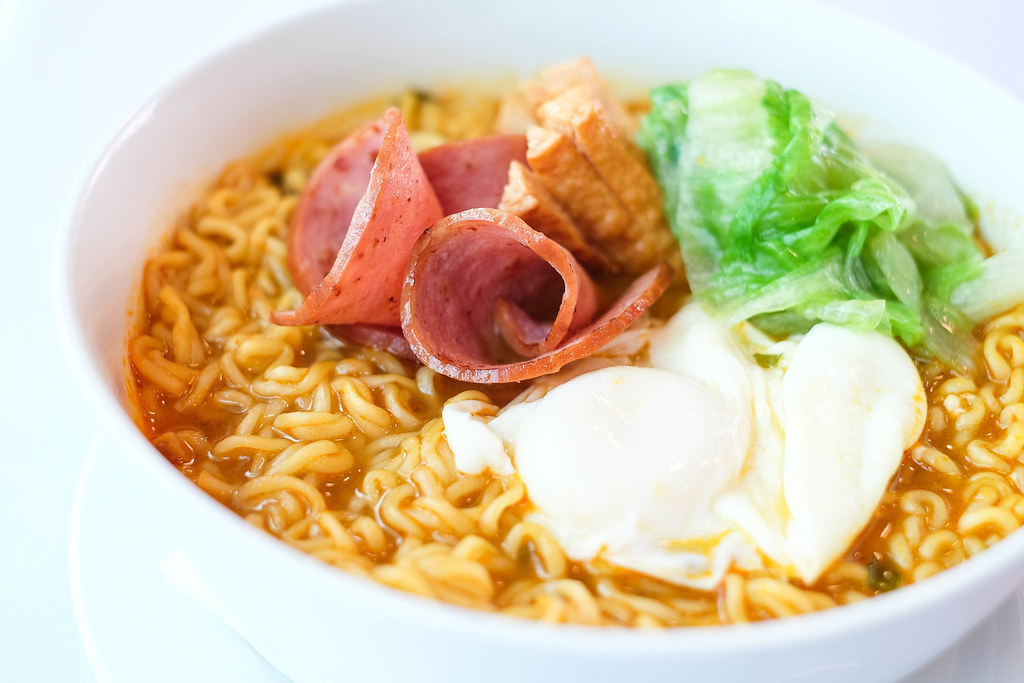 Blue Lagoon Restaurant in Superstar Gemini: Korean Ramen Noodle