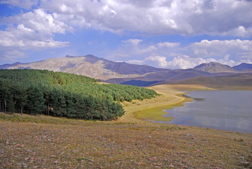 Lake Daran  & mt. Samsar... Javakhk