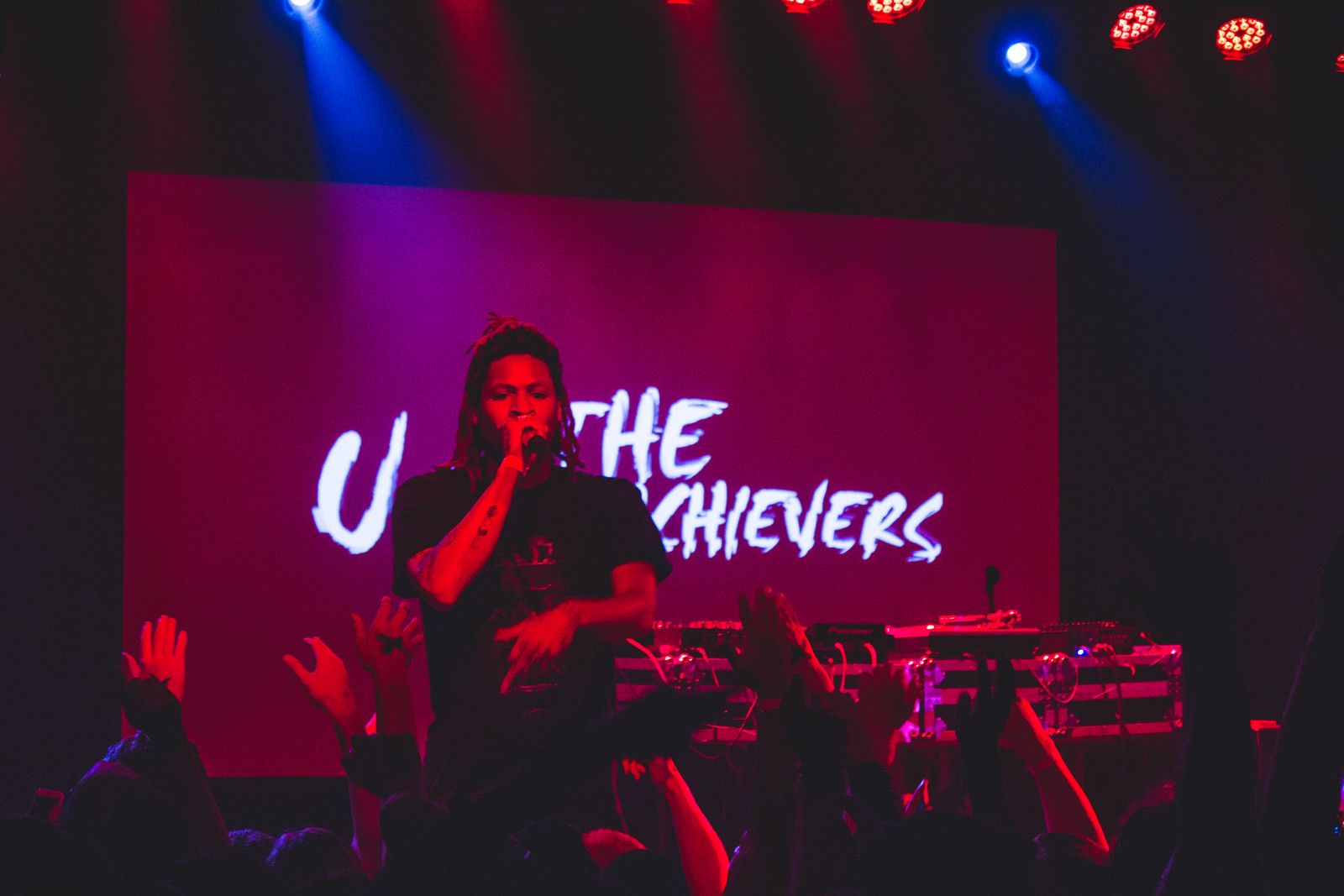 Underachievers 1 at The Waiting Room