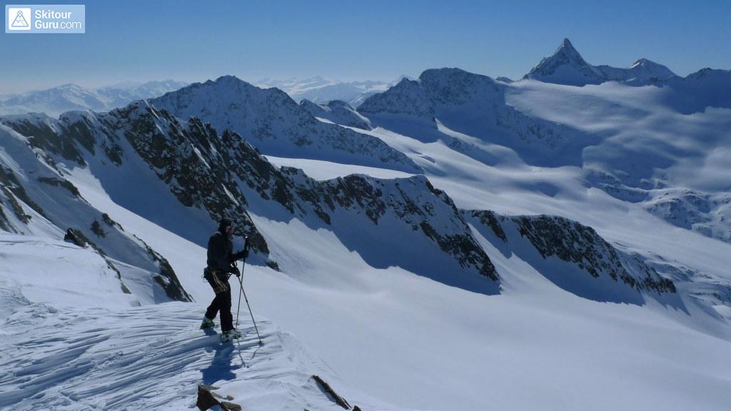 Schalfkogel E (Langtalereck H.) Ötztaler Alpen / Alpi Venoste Österreich foto 10
