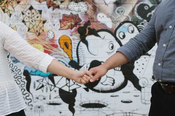 Celine Kim Photography Kensington Market fall engagement session MJ Toronto Wedding Photographer-2