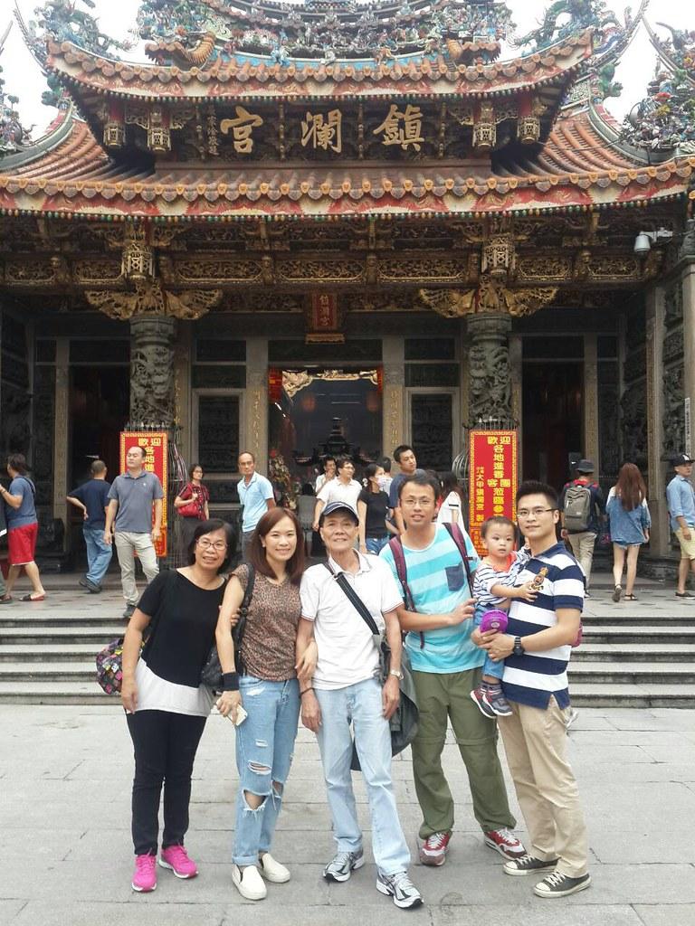1旅遊景點自由行,台灣嬉遊記客製化行程任你搭--大甲鎮瀾宮