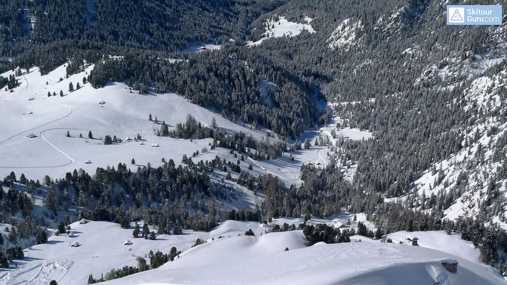 Zendleserkofel (Day 1, H. Route Dolomiten) Dolomiti Itálie foto 01