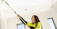 Dulux UK has opened an academy to train painters and decorators