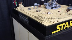 New Lego Star Wars display debut today for GMLTC