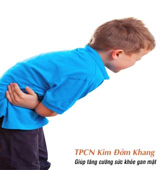 Giun chui ống mật có thể gây đau quặn bụng đột ngột và dữ dội
