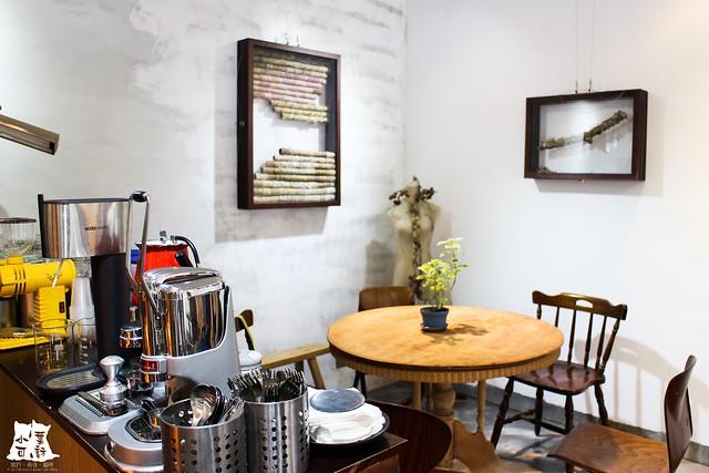 TenTenDenDen點點甜甜,咖啡館︱喝咖啡,小山園抹茶磅蛋糕,點點甜甜菜單 @陳小可的吃喝玩樂