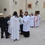 2015-01-14 - S. Ponziano - Messa Pontificale