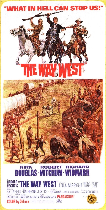 The Way West - Poster 1