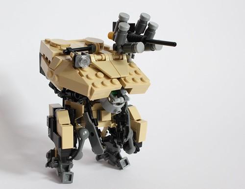 Vertical Tank Deacon