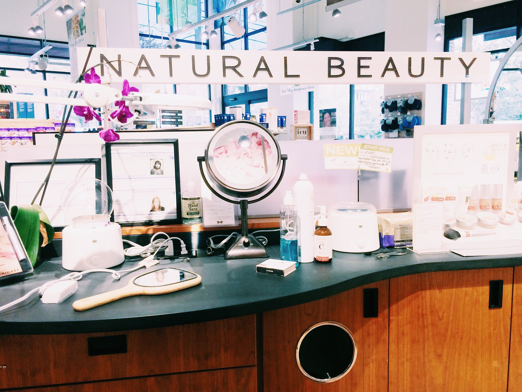 Pharmaca beauty bar