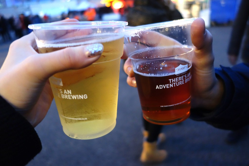 The British Street Food Festival 2015: Cider