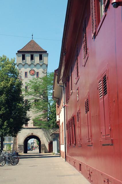 St. Johanns-Tor, Basel, CH