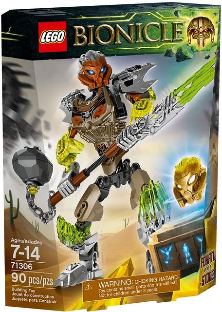 LEGO Bionicle 2016 | 71306 - Pohatu - Uniter of Stone