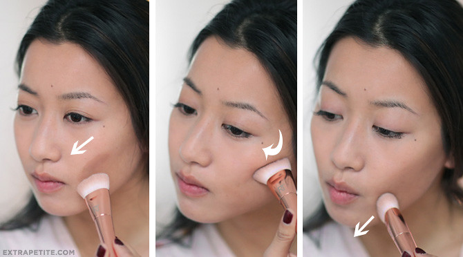 anastasia contour tutorial asian makeup