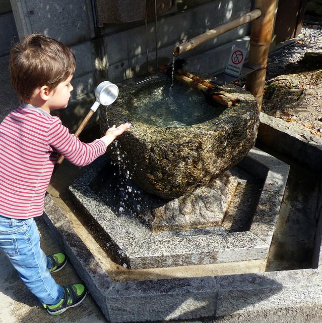 Kiyomizu-dera temizuya