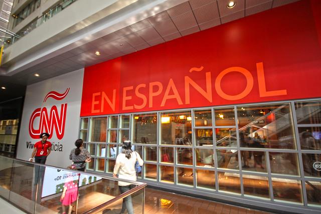 CNN Center - En Espanol