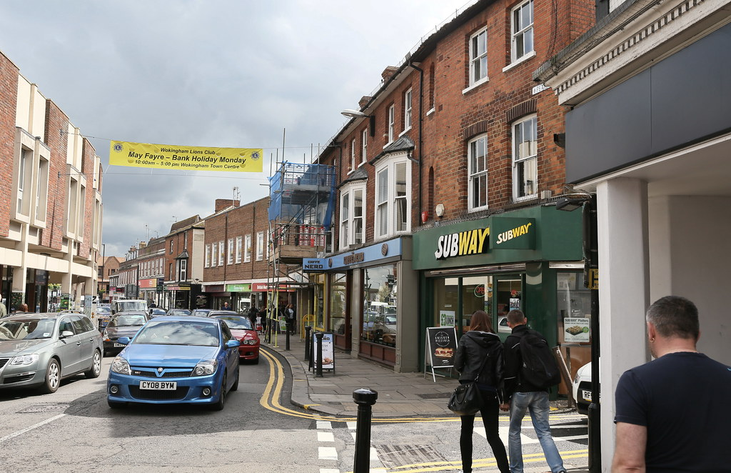 Hotels In Wokingham Town Centre