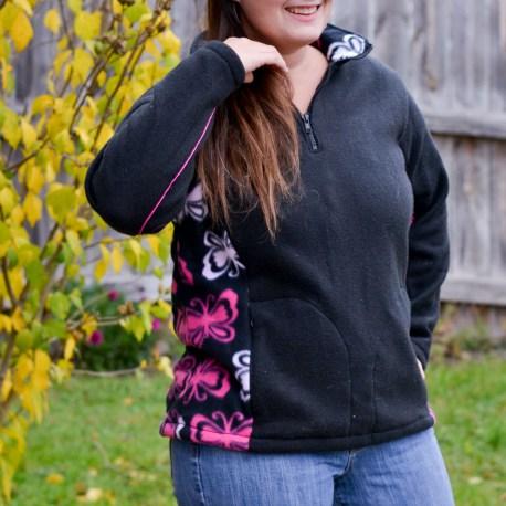 Nursing sweatshirt pdf pattern