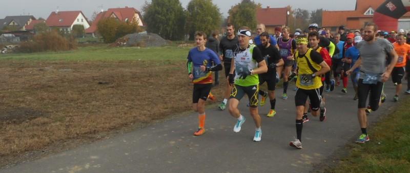 Na pětce v Grymově proběhl festival osobních rekordů. Nejrychleji běželi Podjukl a Svobodová
