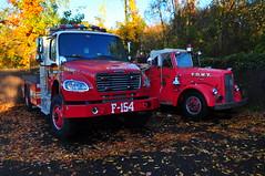 FDNY Foam 154 · FDNY Fire Alarm Dispatchers Benevolent Association Engine
