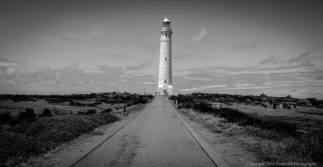 Cape Leeuwin, the most south-westerly mainland point of the Australian Continent