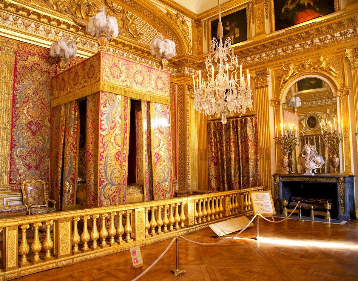 The King's Apartment, Palace of Versailles
