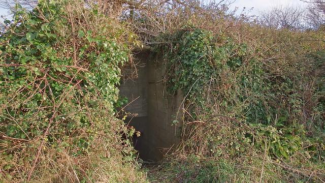 DSCF1609a SK hospital bunker, York Battery, Querqueville