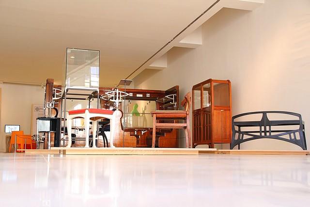 Design museum Gent - A few images