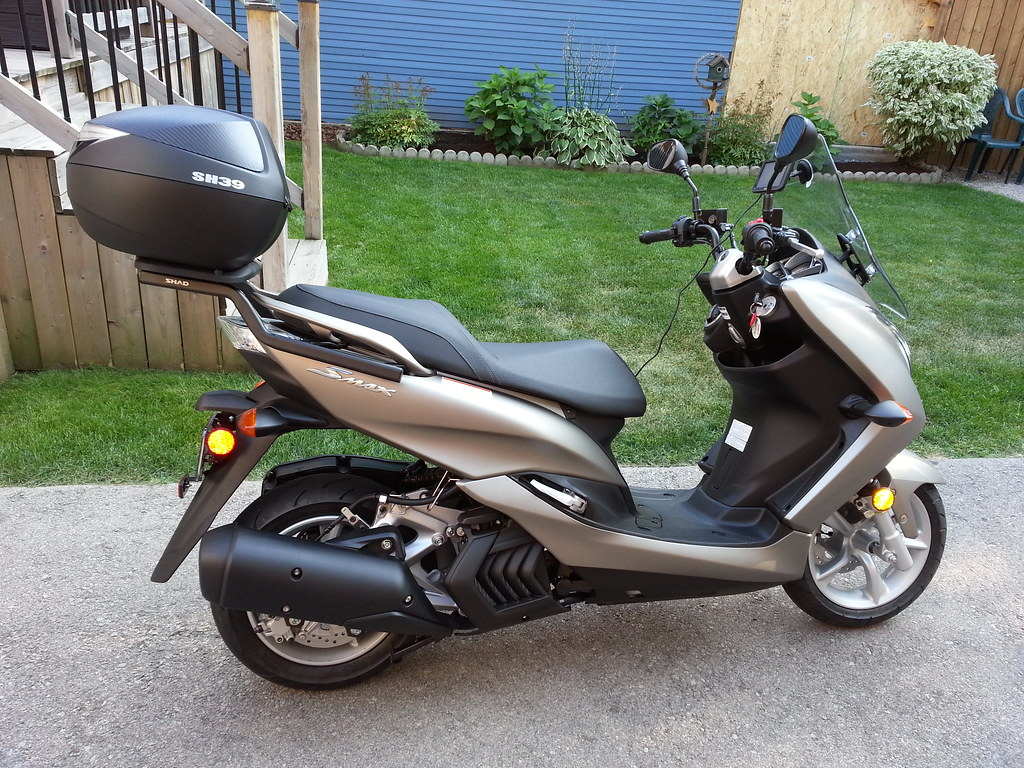Pics of my new yamaha smax xc155 for Yamaha motorcycle serial number wizard