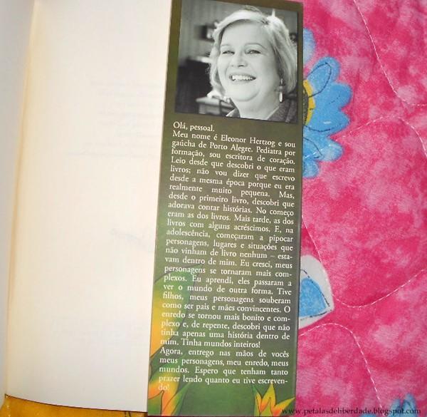 Resenha, livro, Linhagens, Eleonor Hertoz