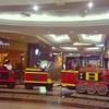 : Menikmati kopi sembari :busstop: menikmati kereta hiburan ala mal di Selatan Jakarta.:construction: