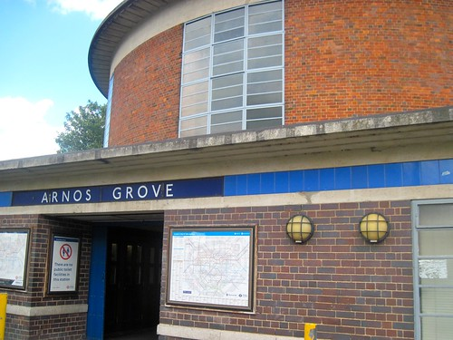 Piccadilly Line Adventures - Arnos Grove