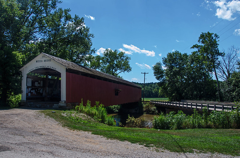 Mecca Covered Bridge