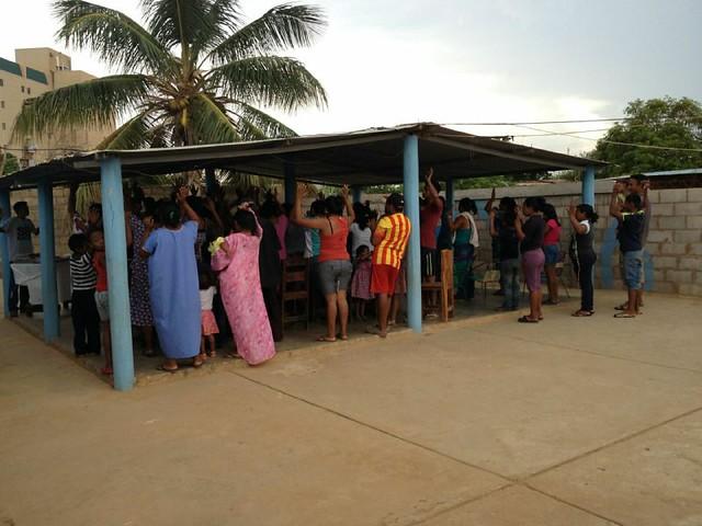 Casas de Oraciòn: Estado Zulia, 06-09-15