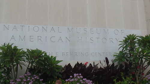 Washington DC National Museum of American History Aug 15 1