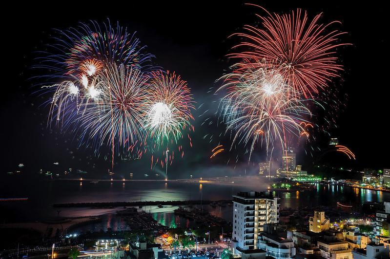 Fireworks Atami,ITOU,Sizuoka