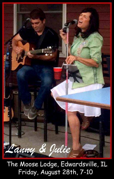 Lanny & Julie 8-28-15
