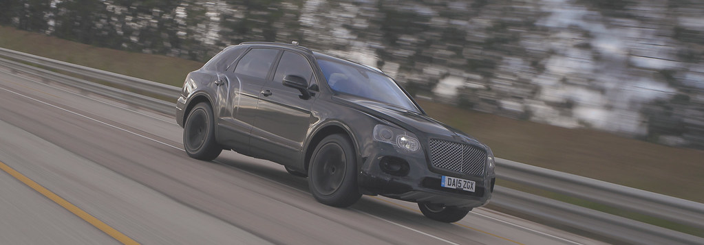 Bentayga: exploring the limits of performance
